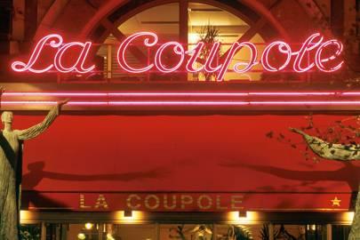 La Coupole, 14th Arr.