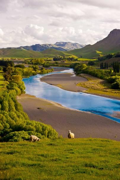 3. NEW ZEALAND'S EASTERN SEABOARD