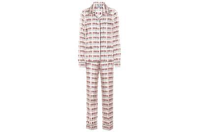 Prada pyjamas