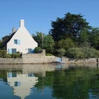France: Ti Garili l'Ile d'Arz, Brittany