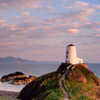 Llanddwyn island, Anglesey, Wales