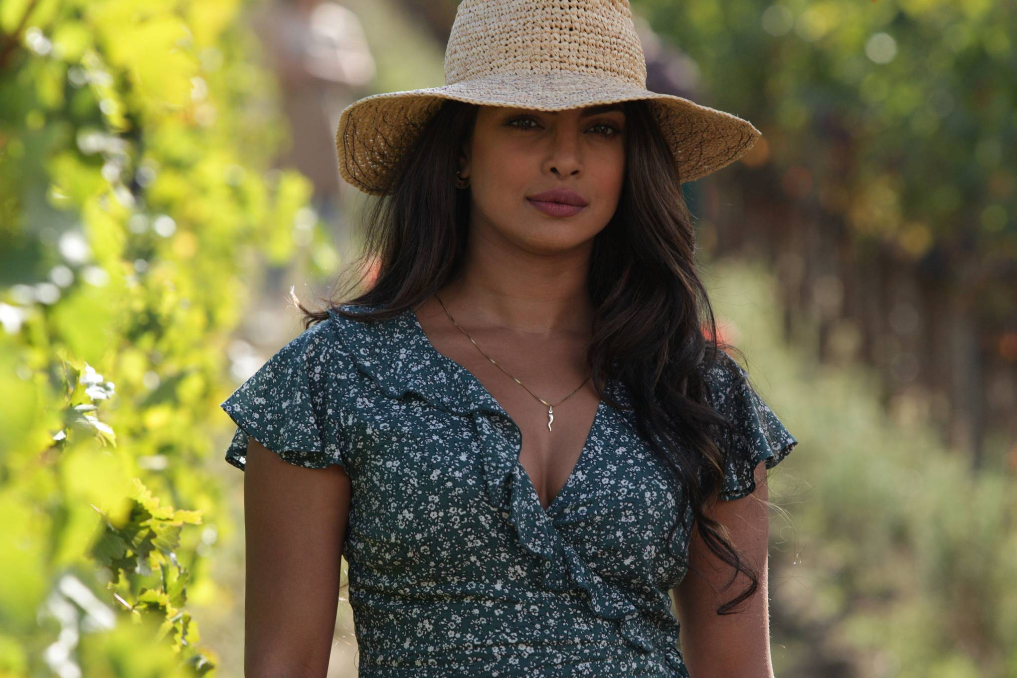 priyanka chopra interview | cn traveller