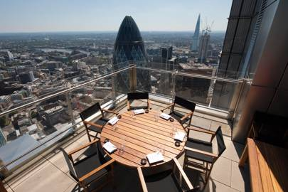 Sushisamba, Heron Tower, London