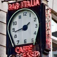 Bar Italia, London