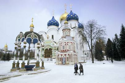 Trans-Siberian Express Winter Wonderland