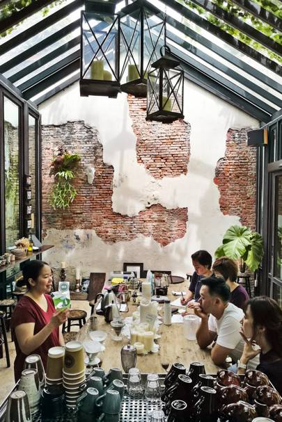 The best coffee shops in Bangkok Chinatown