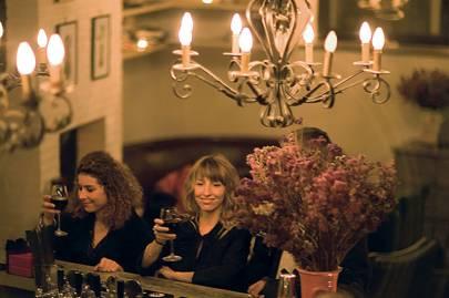 The Bar Scene: Etabli and Bar Necci