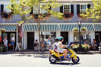 Martha's Vineyard: history and landscape