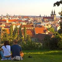 Where to chill in Holešovice, Prague