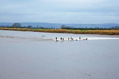 8. Severn Bore, Gloucestershire