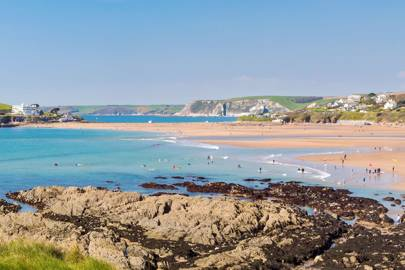 Bantham Beach, South Devon