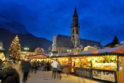 Mercatino di Natale, Bolzano
