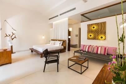 La Villa Pondicherry Menu