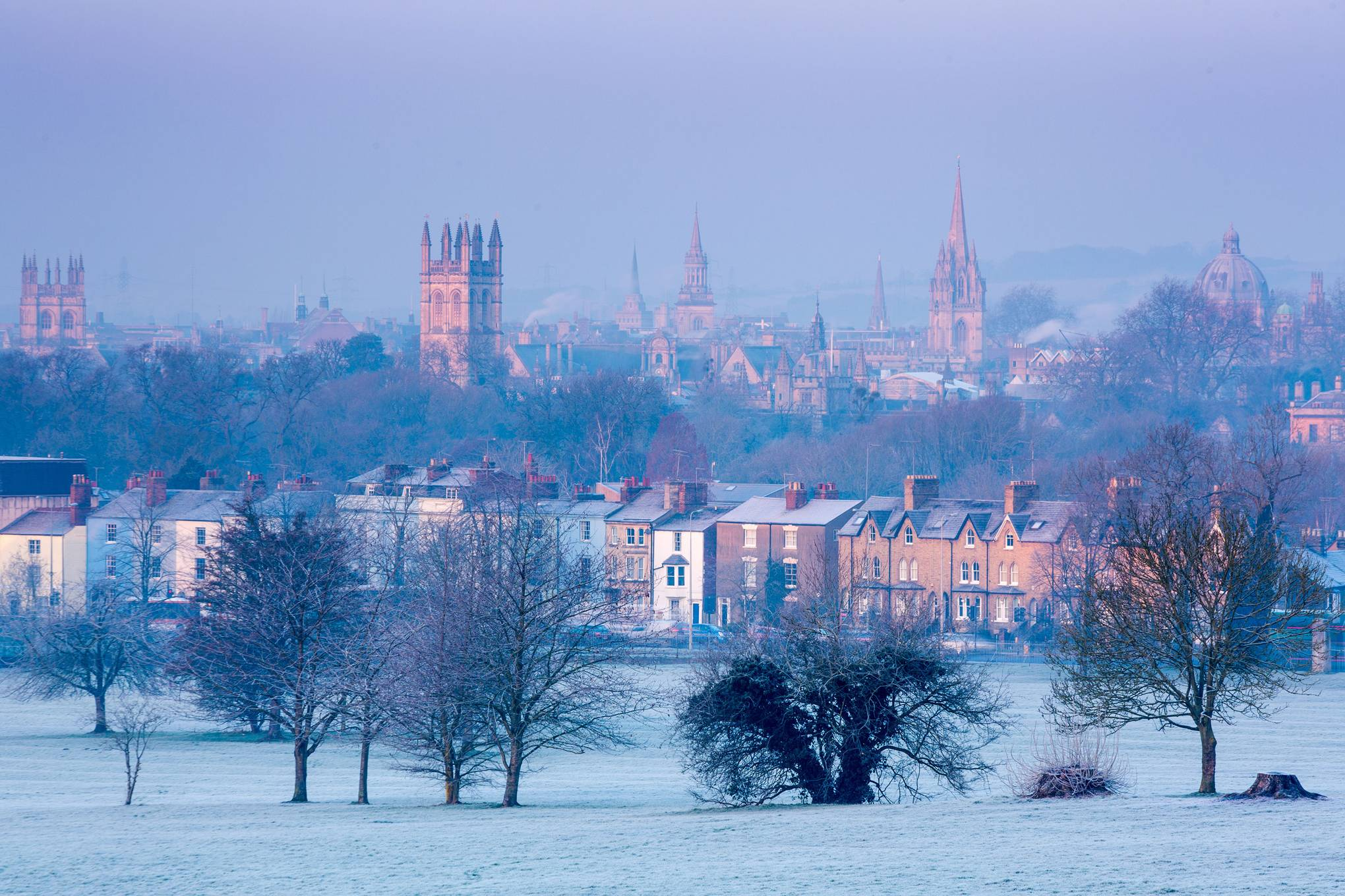 7 wonderful winter day trips from London