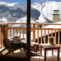 Chamois Lodge in the Trois Vallées