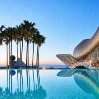 3. Hotel Arts Barcelona