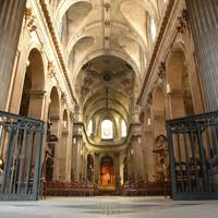 Film locations in Paris: The church of Saint-Sulpice