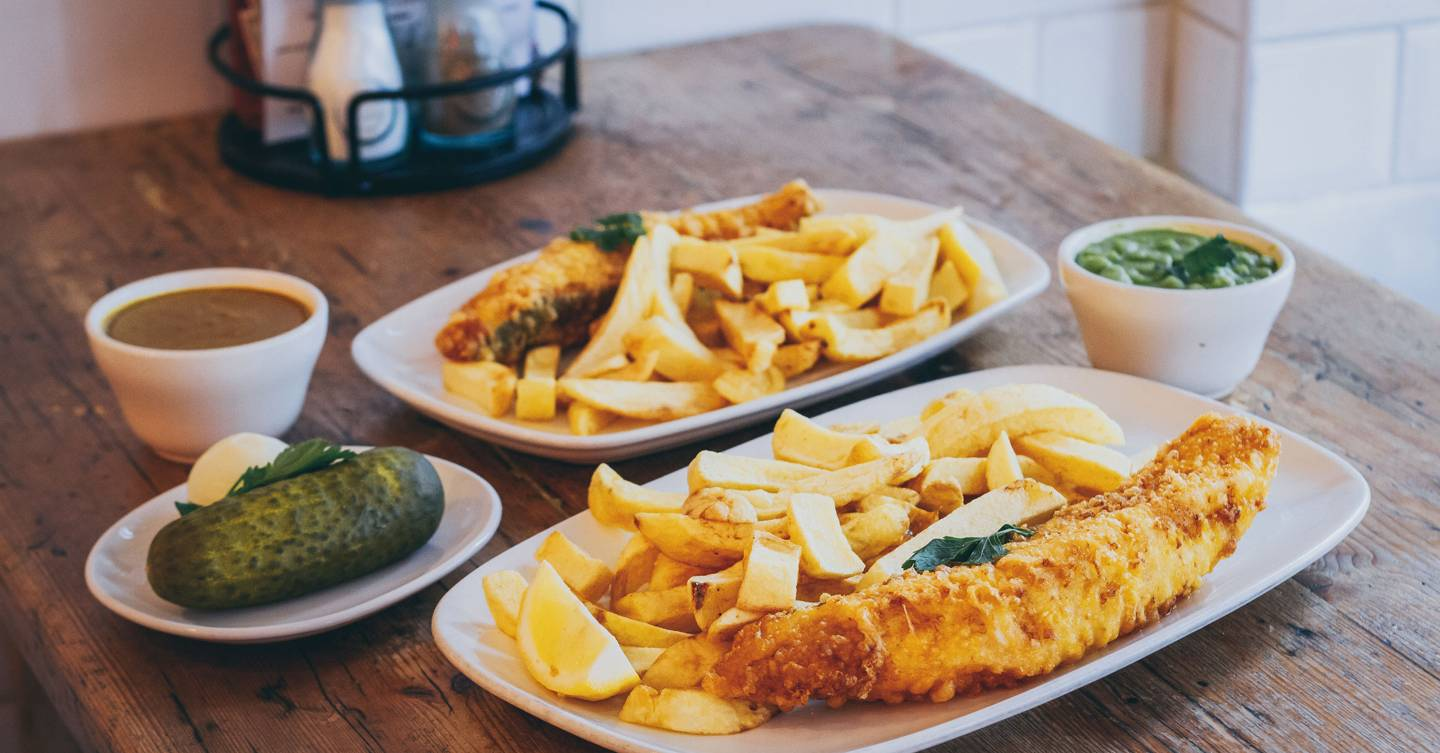 The best fish and chips in London