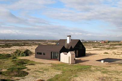 The Shingle House, Dungeness, Kent