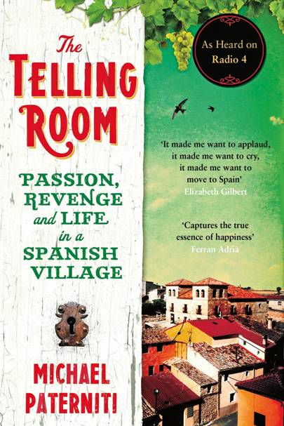 Books about Spain and its food