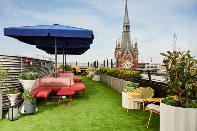 The Rooftop at The Standard, London