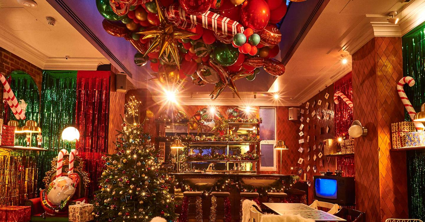 Christmas In London 2020 Festive Events And Things To Do Cn Traveller