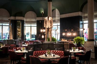 KERRIDGE'S BAR & GRILL AT CORINTHIA HOTEL LONDON