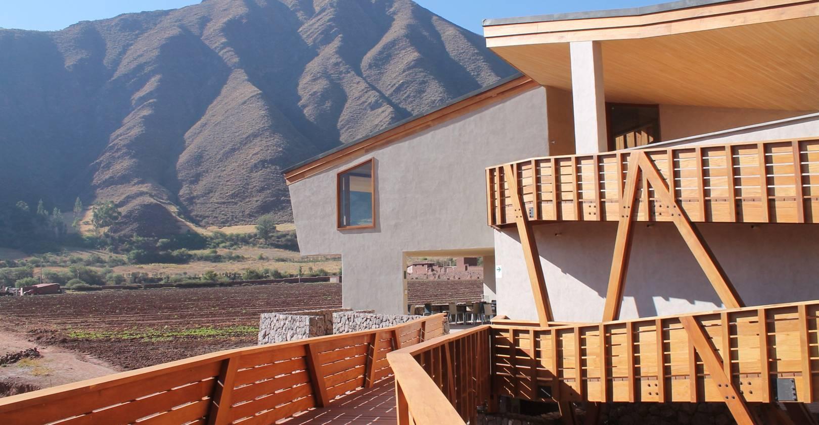 Explora Valle Sagrado – Peru's hot new hotel