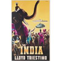 India, Lloyd Triestino