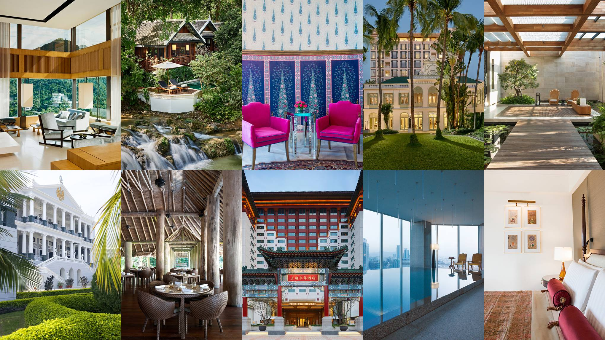 The Best Hotels in Asia: the Gold List 2020