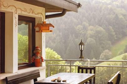 Berggasthof Hotel Sonnhalde