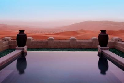 THE BEST RESORTS IN THE MIDDLE EAST