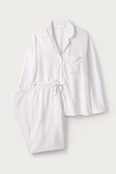 The White Company cotton pyjamas, £75