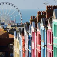 2. Brighton, United Kingdom