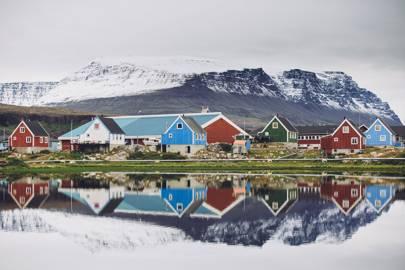 15. Disko Bay, Greenland