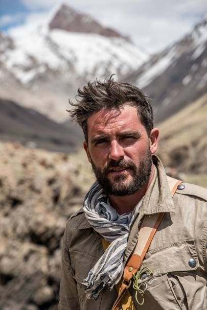 Levison Wood Talks Walking The Himalayas Cn Traveller