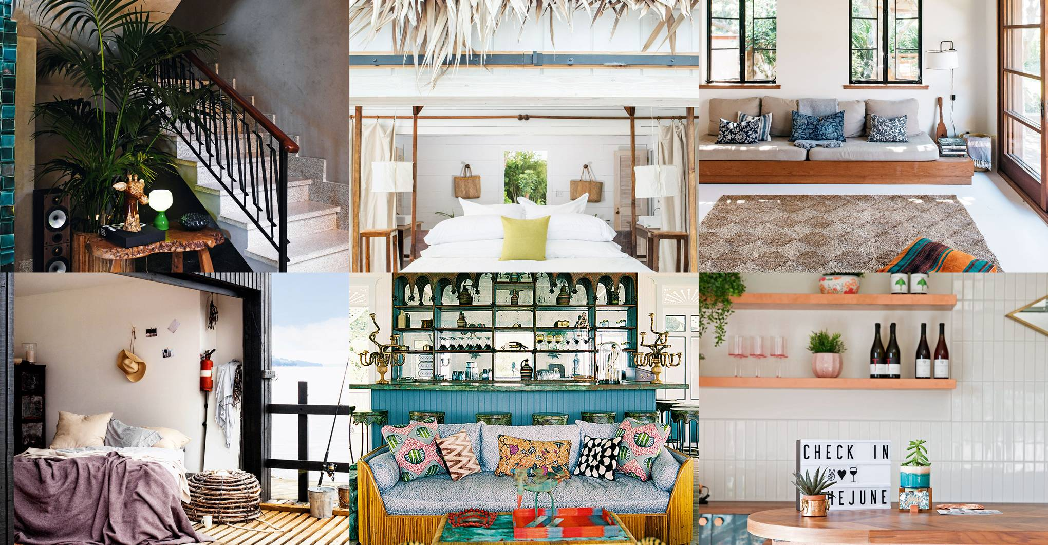 The holiday-inspired interior design trend