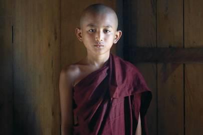 The Mergui Archipelago in Burma