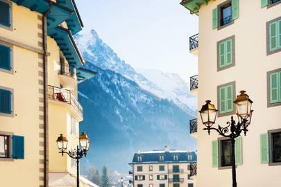 18. Chamonix, France