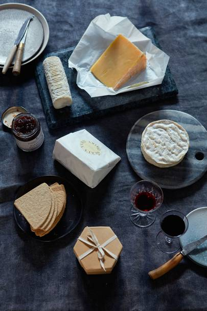 Stock up on cheese at Neal's Yard Dairy