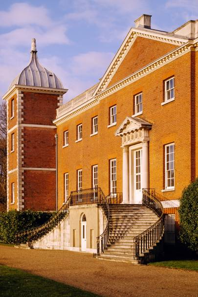 5. Osterley Park and House, Isleworth
