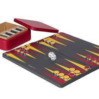 William & Son backgammon set
